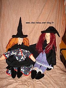 sorcières tissu 18