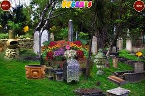 Jouer à Escape Game - Abandoned cemetery