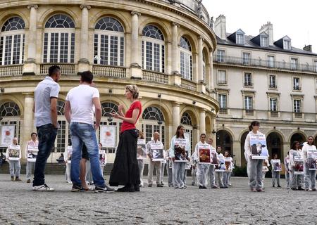 Fermons les Abattoirs - Rennes - 28/09/2013