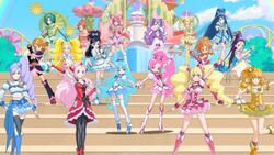 Pretty Cure All Star Dx2