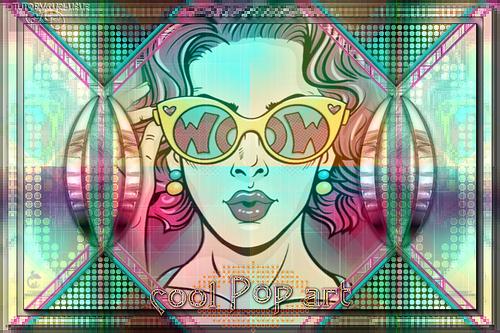 Cool POP Art