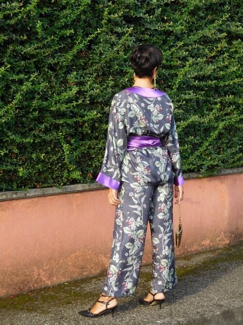 Ensemble Kimono Anna #2