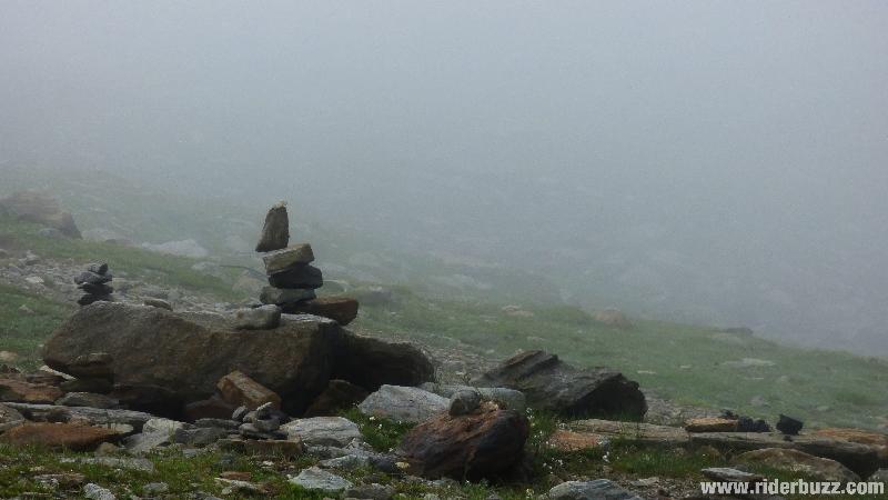 THE BIG ALPS TOUR : le Tyrol Autrichien , un coup au soleil , un coup sous la pluie...