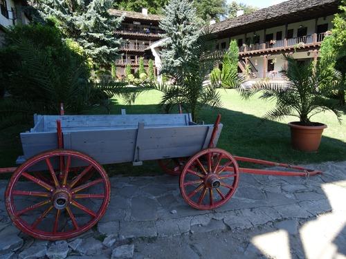 Le monastère de Trojan en Bulgarie (photos)