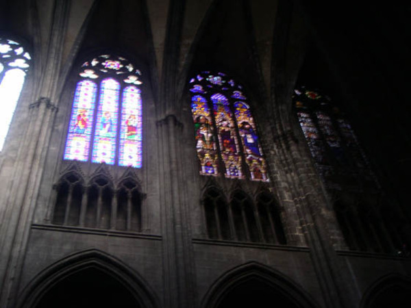 LA CATHEDRALE de l'Assomption - Clermont Ferrand suite 4