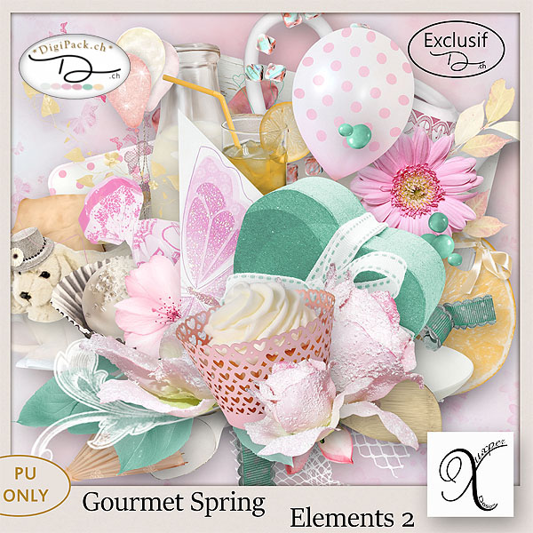 Gourmet spring Elements 2