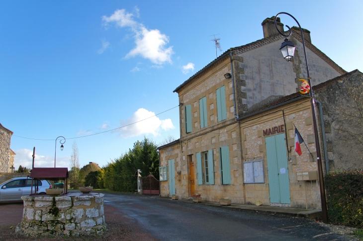 La Mairie - Monmadalès
