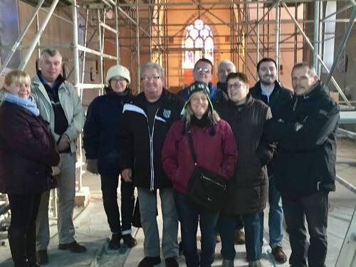Les Amis du Pont-Paillat à La Fougereuse....