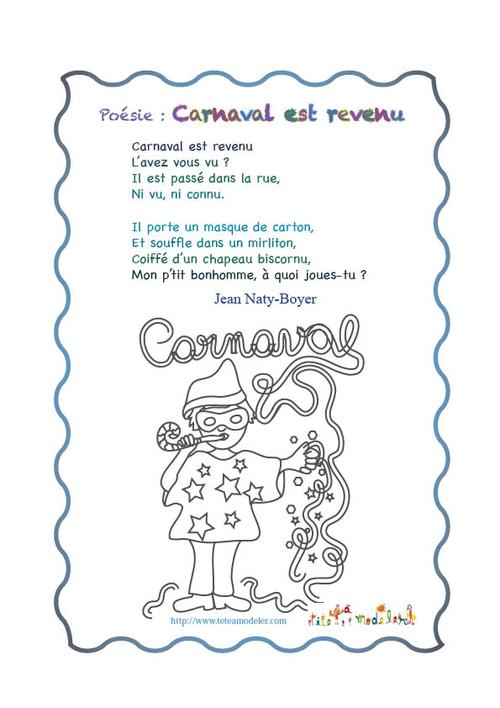 Carnaval est revenu !
