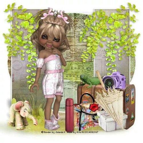 Quelques dolls