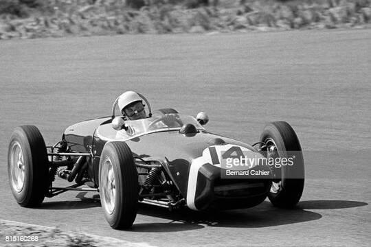 Stirling Moss F1 (1958-1961)