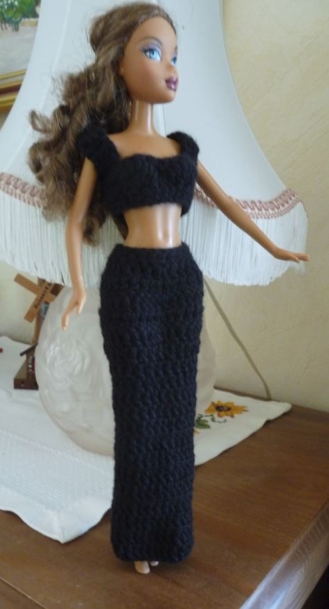 "Ma Barbie ""Seychelles"""