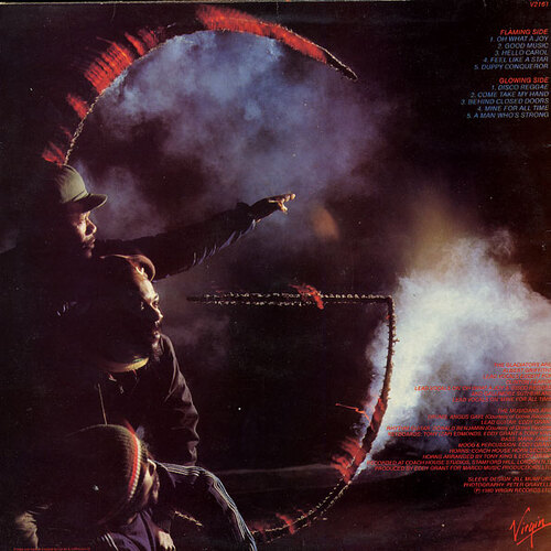 "The Gladiators : Album "" Gladi A tors "" State Line Records V2161 [ JA ]"