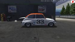 Fiat Abarth 1000TC de 1965