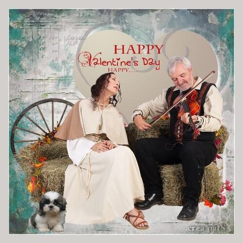 bonne fête de la saint valentin