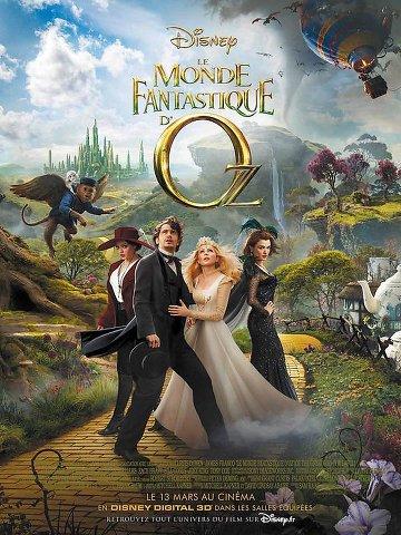telecharger Le Monde fantastique d'Oz (2013) [BDRIP-LD]