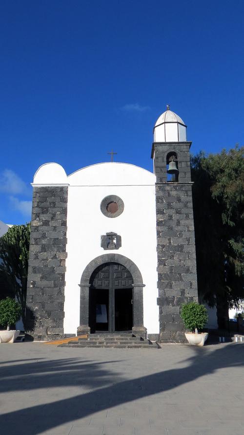 Lanzarote : San Bartolome
