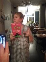 Présentation du dernier roman de Karine LAMBERT