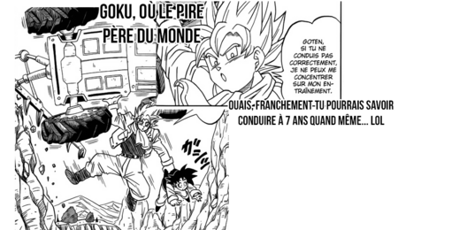 Analyse #9 -Dragon Ball Chou-