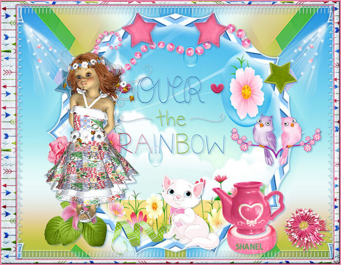 tuto titoune:OVER THE RAINBOW