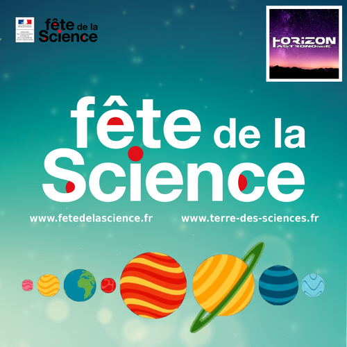 FETE DE LA SCIENCE 2019