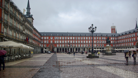 MADRID - Plaza Mayor