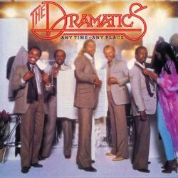 The Dramatics - Any Time Any Place - Complete LP