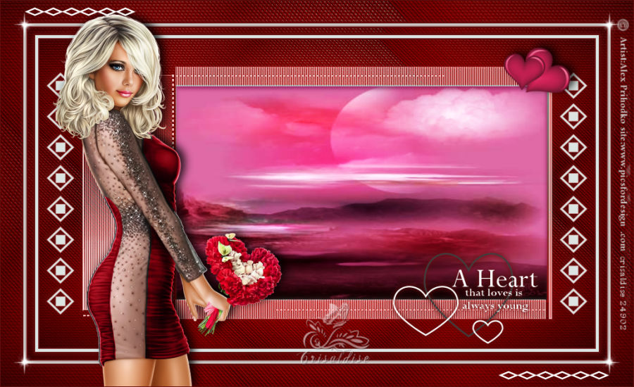Vos versions St Valentin