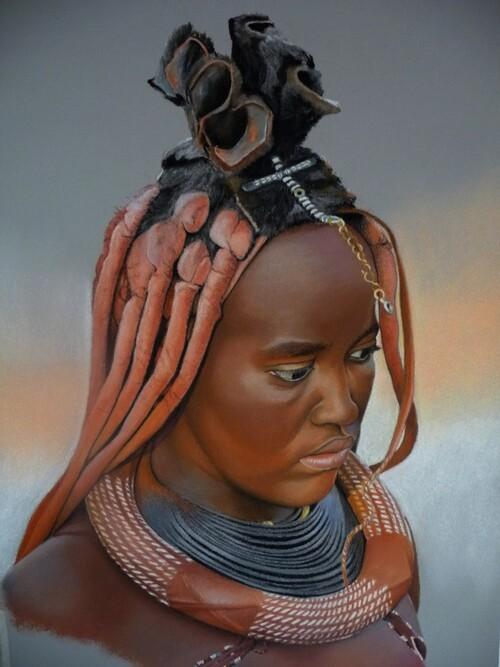 Femme Himba 2