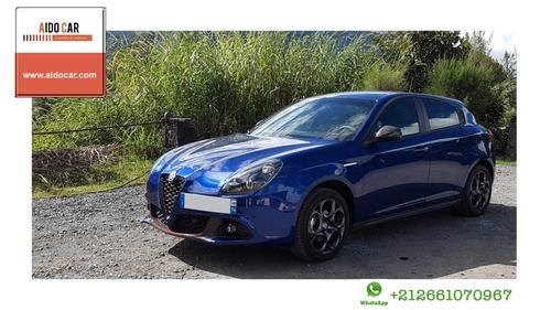 Location voiture sport – Alfa Romeo Giulietta