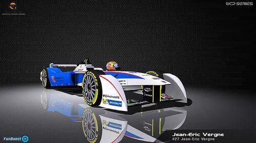 Team Andretti Formula E - Jean-Eric Vergne
