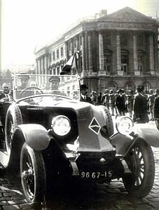 1924 Renault 40CV Gaston Doumergue 0