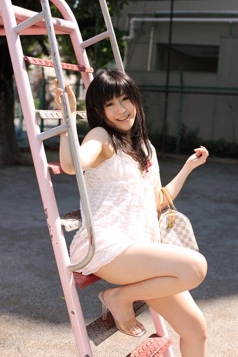 Models Collection : ( [アイドルBBマニアックス] -  2009/09  Risa Enomoto/榎本理沙 )