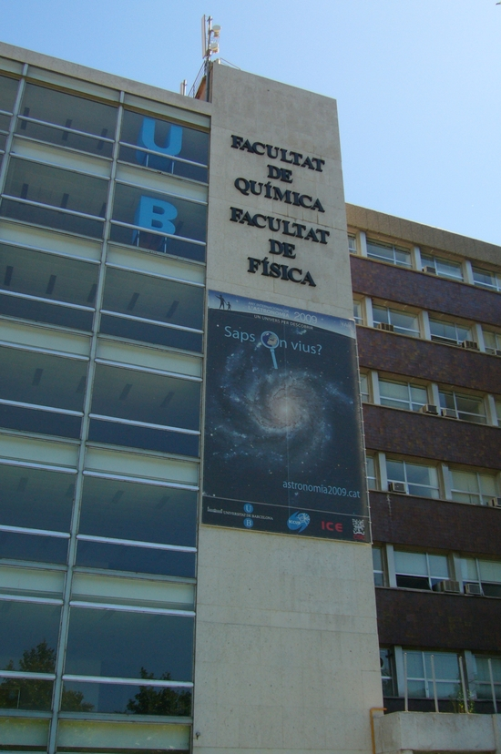 Z. Universitaria -fac de physique&chimie