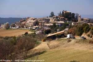 entrevennes dans les Alpes-de-Haute-Provence