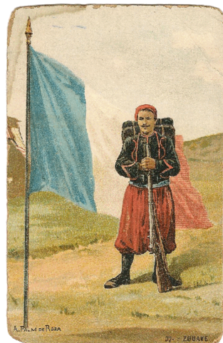 Zouave 1905 - Anna Palm de Rosa - France40
