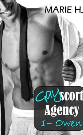 Gayscort Agency #1 : Owen de Marie HJ