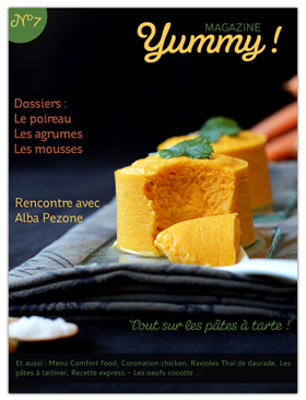 Yummy Magzine N° 7