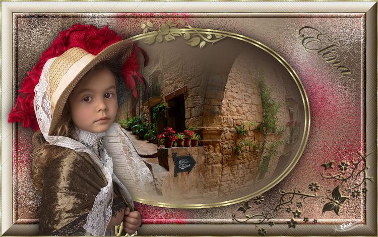 Princesse Elina  d' animabelle