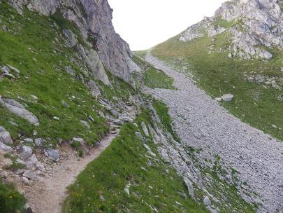 Topo Col de Sarvatan