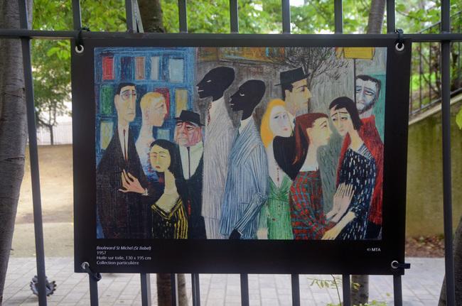 Promenade sur les pas de Marie-Thérèse Auffray avec la SHA du 14ème arrondissement