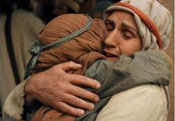 Jésus guérit la fille de la femme syro-phénicienne