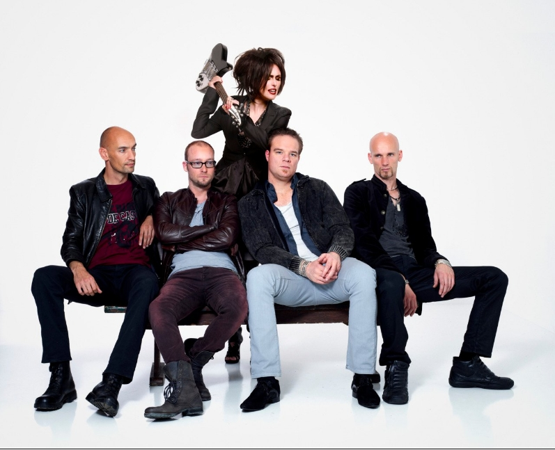 WITHIN TEMPTATION : Nouveau single Resist