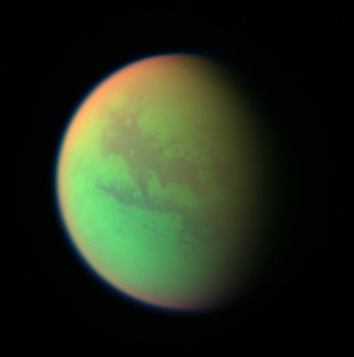 Titan : Satellite de Saturne