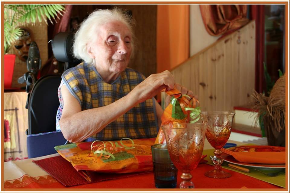 Les 90 ans de maman, suite