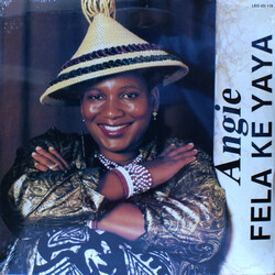Angie Gumbi - Fela Ke Yaya - Complete LP
