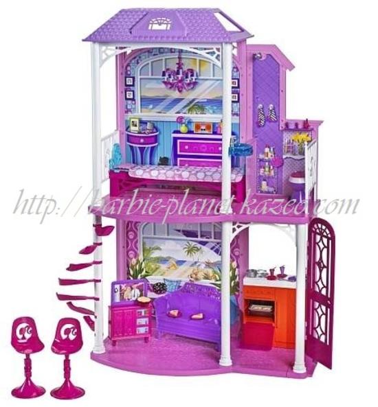 La maison de Barbie 1