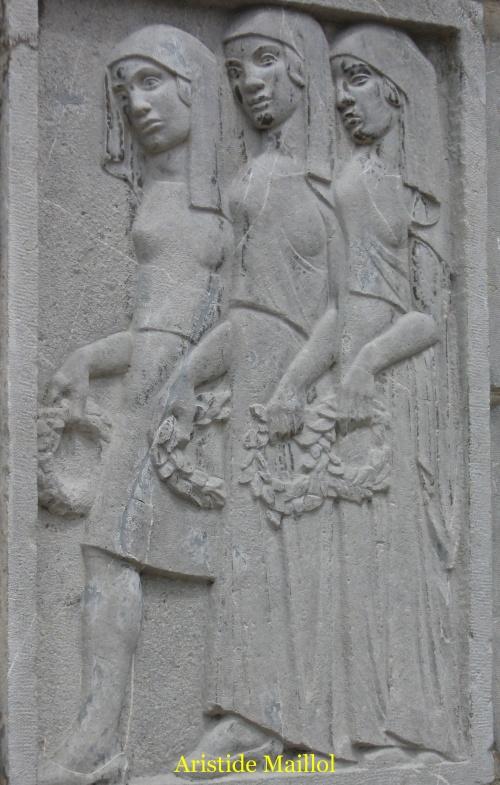 Banyuls-sur-mer cité d'Aristide Maillol