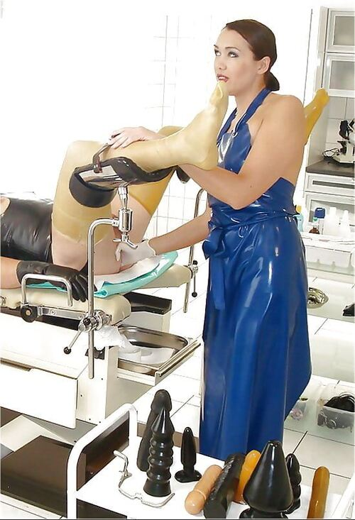 Nurse avec des tenues différentes