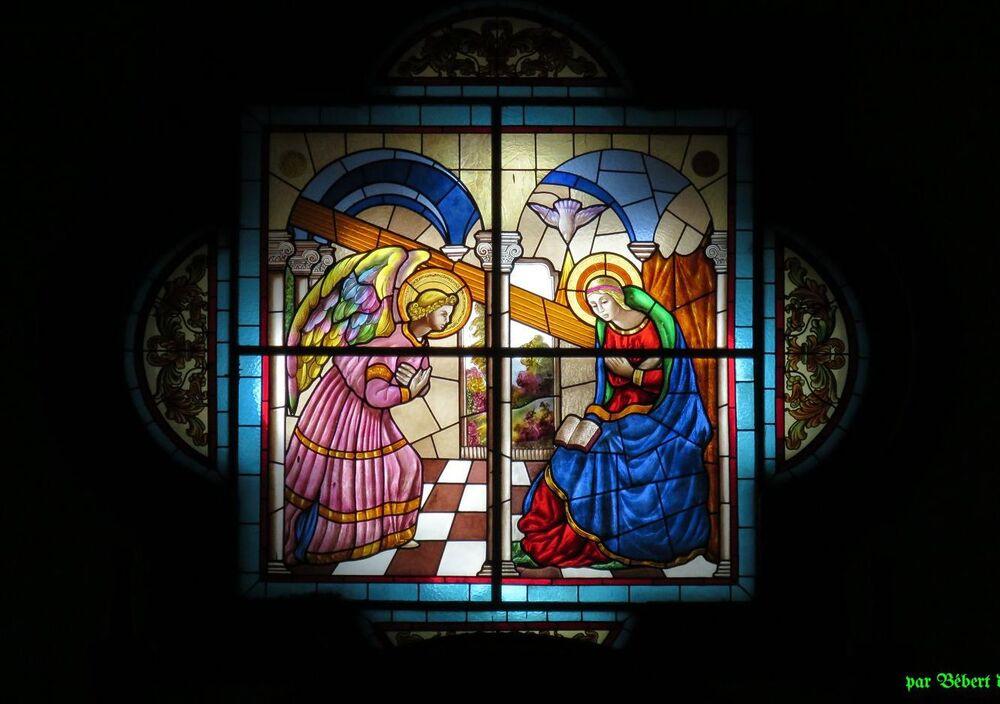 l'église d'Olvera